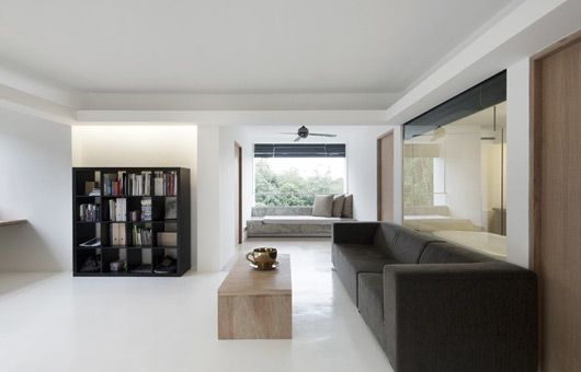 Inspirations The Minimalist 5 Room HDB