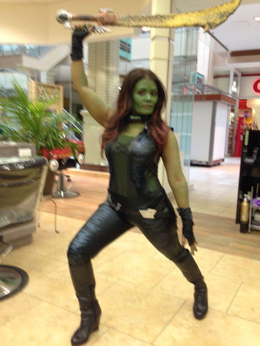 Gomorrah Guardian Of The Galaxy