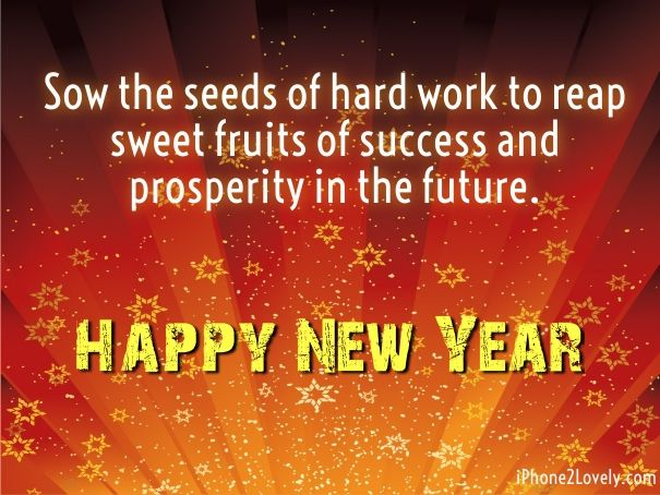 new year wishes business