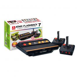 Consola Retro Atari Flashback 7 Incluye 101 Juegos Inside Pc