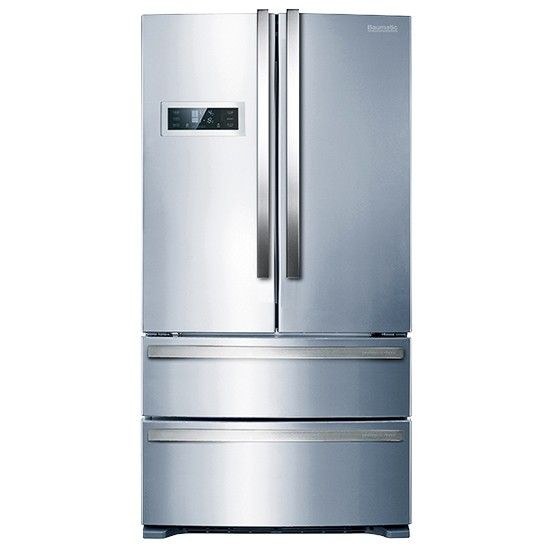 Size wins everytime!  B40DSS fridge-freezer from Baumatic This fridge-freezer is feature packed, with frost-free operation, multi-airflow cooling system and an ice drawer on top of a hefty 422 litre fridge capacity.   B40DSS fridge-freezer (H177.5 x W91.1 x D72.9cm), £1,500, Baumatic  Read more at http://www.housetohome.co.uk/product-idea/picture/fridge-freezers-10-of-the-best#OQxSKvfg2Bsbu1hB.99housetohome.co.uk