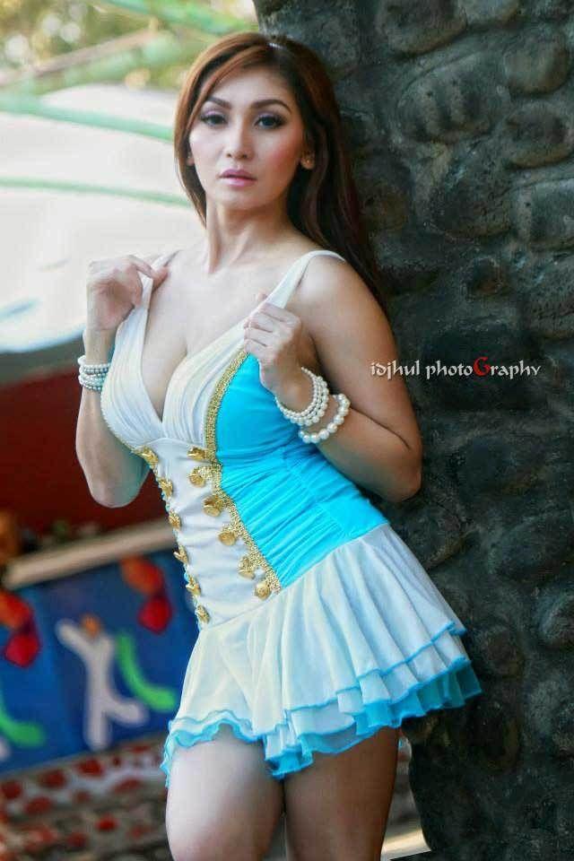 Koleksi Foto Baby Margaretha Hot Seksi Bugil Telanjang