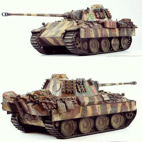 Panther Ausf D 1 35 Modeler Giuseppe Artqdp Scalemodel Plastimodelismo Miniatura Miniature Maqueta Maquette Modeli Vehículos Militares Dioramas Tanques
