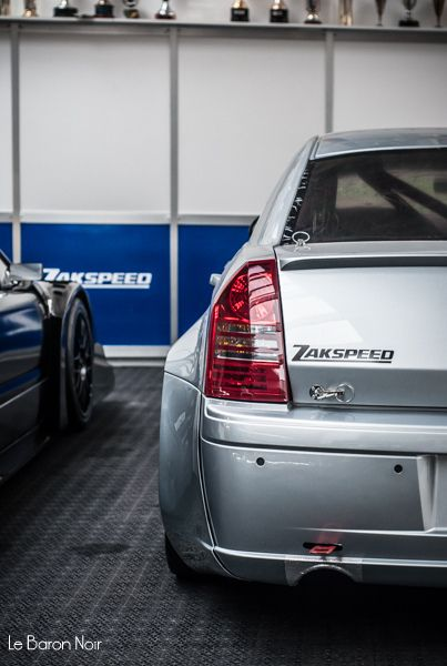 Chrysler 300c Srt8 Italian Superstars Series 2009 Zakspeed