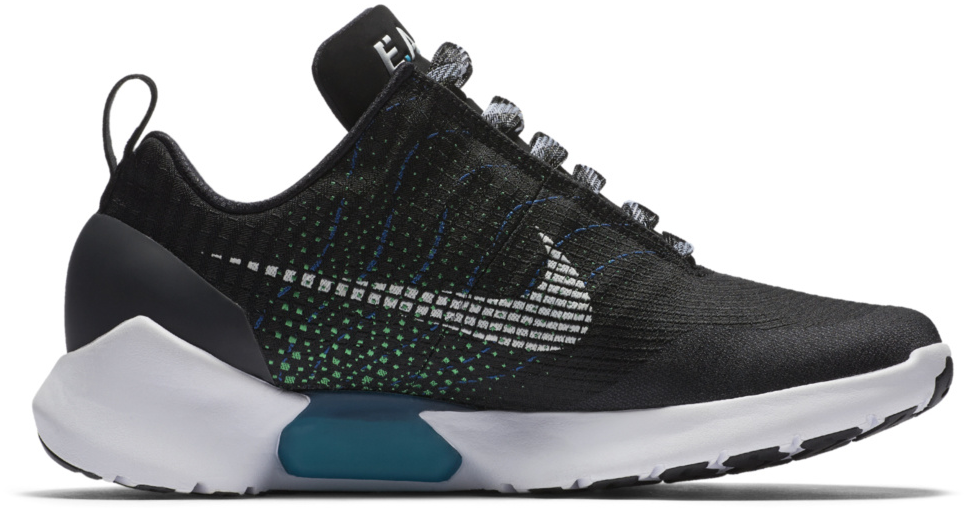I just listed an Ask for the Nike HyperAdapt 1.0 Black on StockX