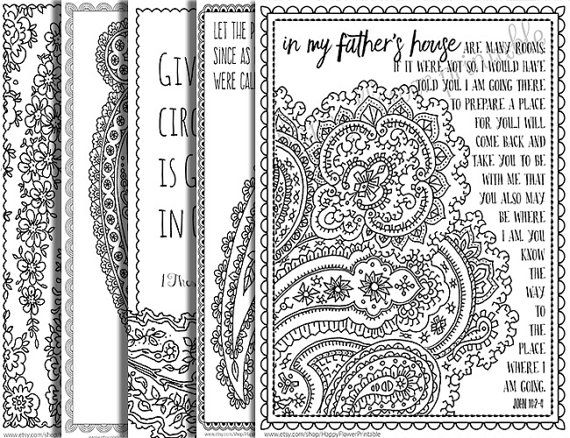 5 bible verse coloring pages paisley inspirational quotes diy adult coloring pages printable sheets jpg instant download flower