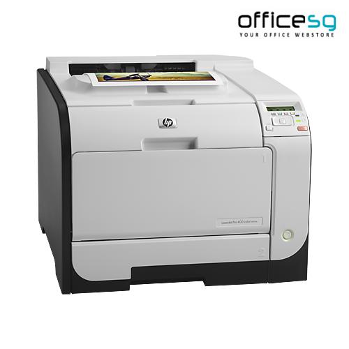 Buy Hp Laserjet Pro 400 Color Printer M451dn Online Shop For Best All In One Printers Online At Officesg Com Discount Laser Printer Printer Wireless Printer