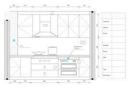 Pin By Skapio Design Drafting On Shop Drawings Kitchen