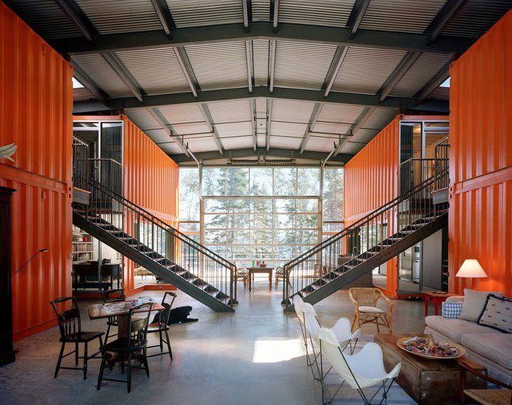 Dream Warehouse Home! Love It - Albert Hadley