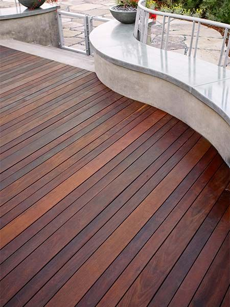 All About Hardwood Decking The O Jays Stairs And Love This