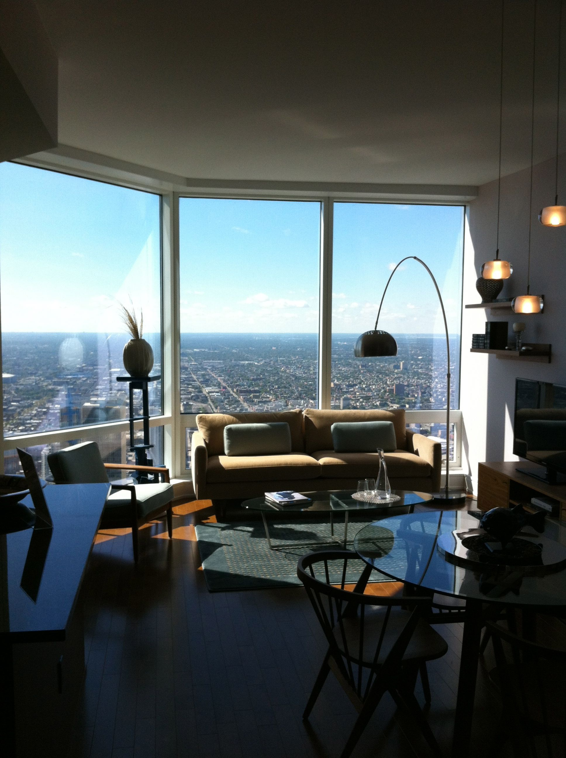 Telecommunication Room Design: From The Trump Building 78th Floor.