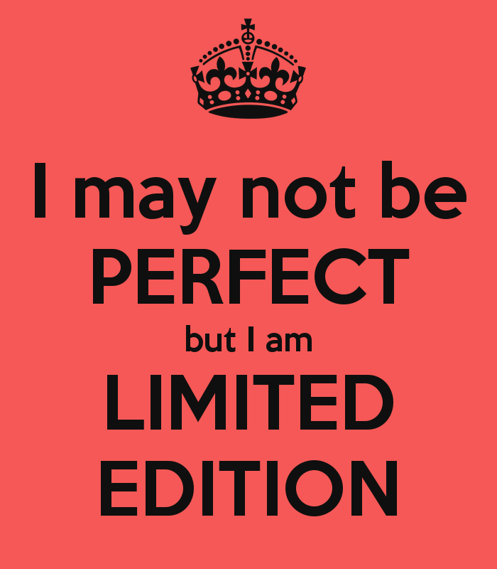 i may not be perfect quotes | may not be PERFECT but I am ...