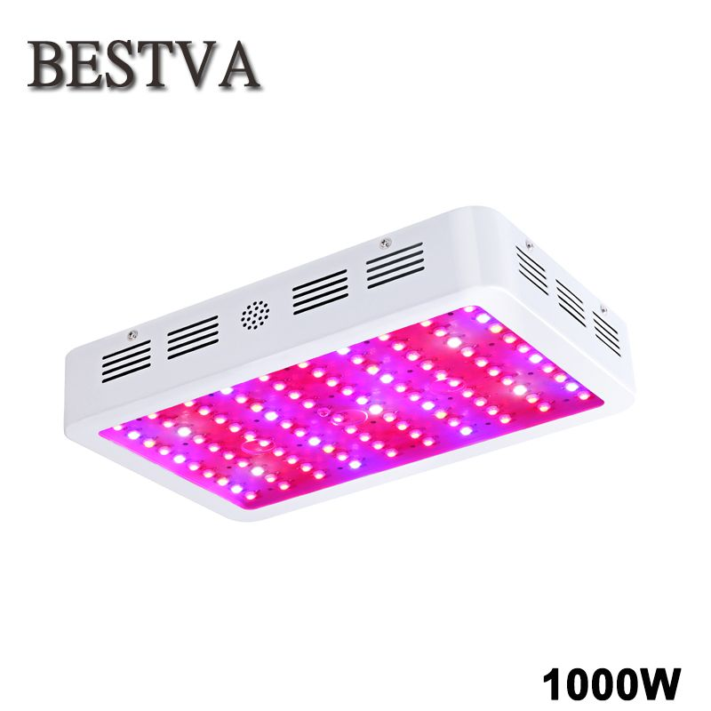 Bestva 1000w Full Spectrum High Yield Led Grow Light For Plants Hydroponics Veg Flower Fruit Indoor Gr Led Grow Lights Grow Lights For Plants Indoor Greenhouse