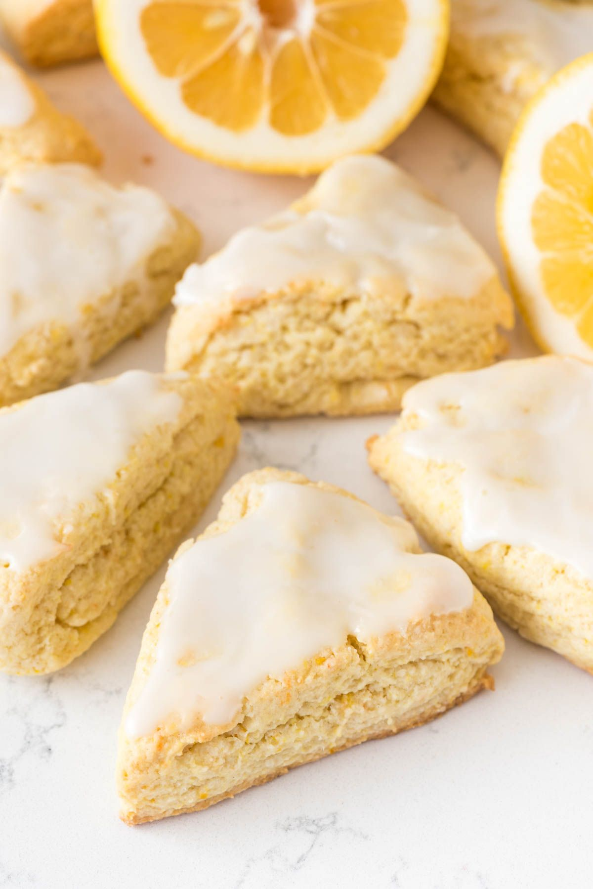 recipe: amazing lemon scones [2]