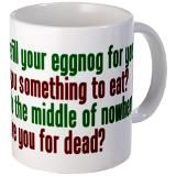 Funny Christmas Vacation Mug