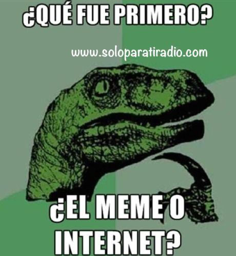 Memes de SoloParaTiRadio.com