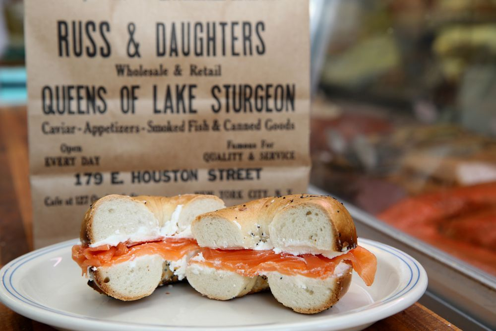 NYC's 30 Most Iconic Dishes | New York Restaurants | Best