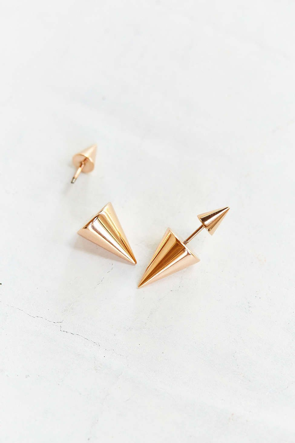 3b3ce9370 Amber Sceats Cone Earring - Urban Outfitters | Photography ...