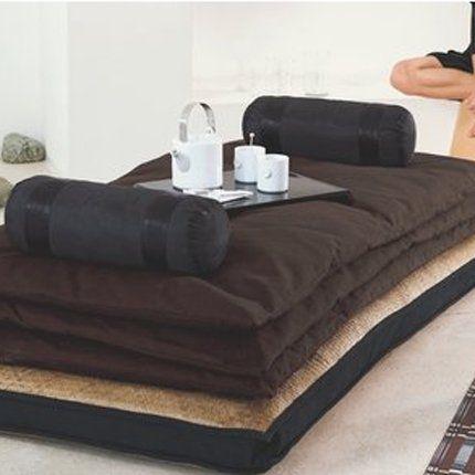 coussin de sol g ant la redoute chambre ines decor house design et moroccan style. Black Bedroom Furniture Sets. Home Design Ideas