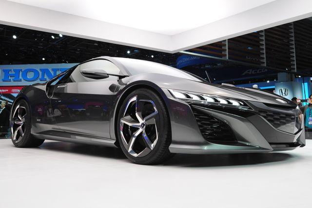 Voiture-concept Acura NSX 2013