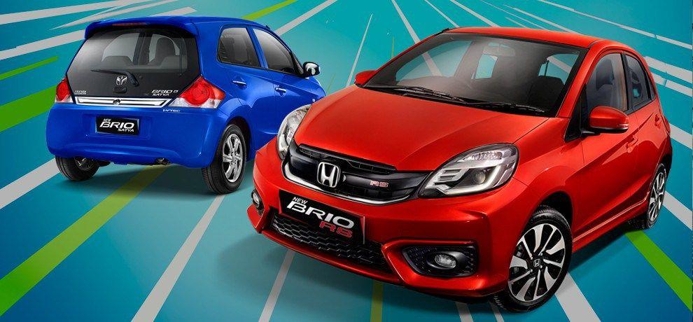Harga Mobil Honda Brio Karawang Jaya Barat All New Honda Brio Satya S Rp 134 000 000 Satya E Rp 139 000 000 Satya E Cvt Rp 154 00 Volkswagen Mobil Honda