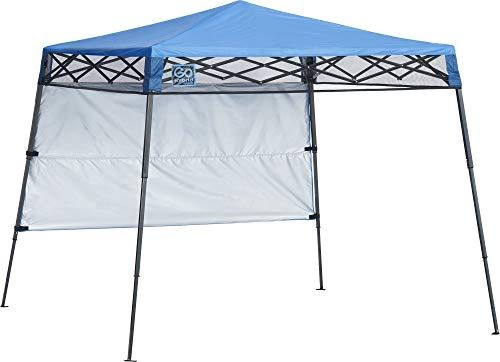 New Quik Shade 7 X 7 Go Hybrid Pop Up Compact And Lightweight Slant Leg Backpack Canopy Sports Outdoors 55 9 Camping Canopy Pop Up Canopy Tent Canopy Tent