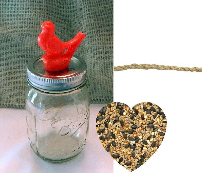 NEW Jar Lids Bird Mason Jar Lid One Random Color Decorative Lids Interesting Decorative Lids For Canning Jars