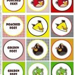 {Free Printables} Angry Birds Party Printables