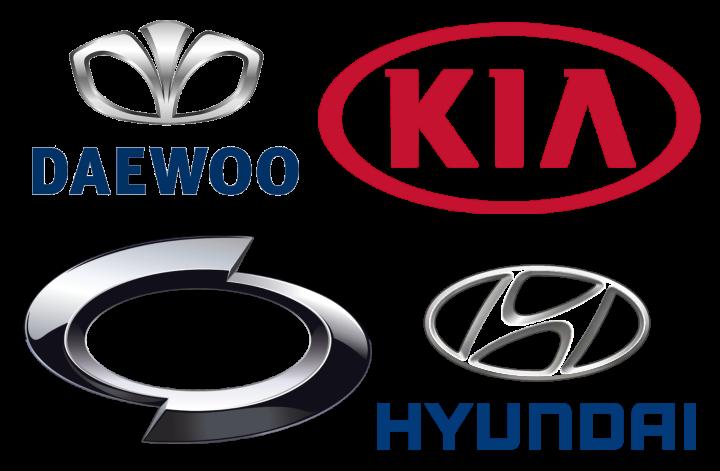 Korean Car Brands >> South Corean Car Brand Logos Korean Car Brands All South