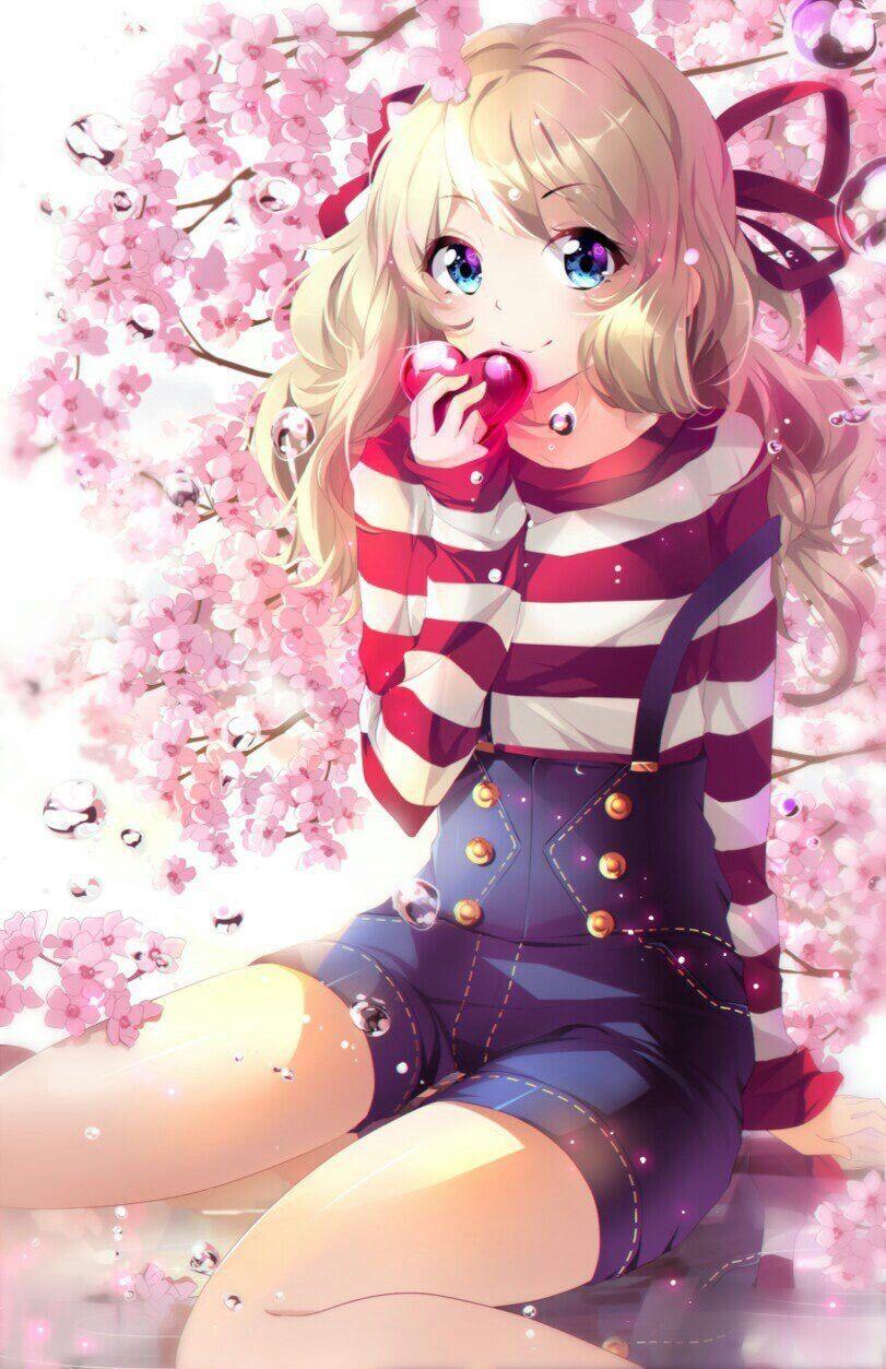 Epingle Par Alisha Camberg Sur Awesome Anime Fille Cheveux