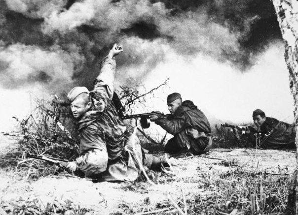 Maloizvestnye Podvigi Sovetskih Soldat Vo Vremya Velikoj