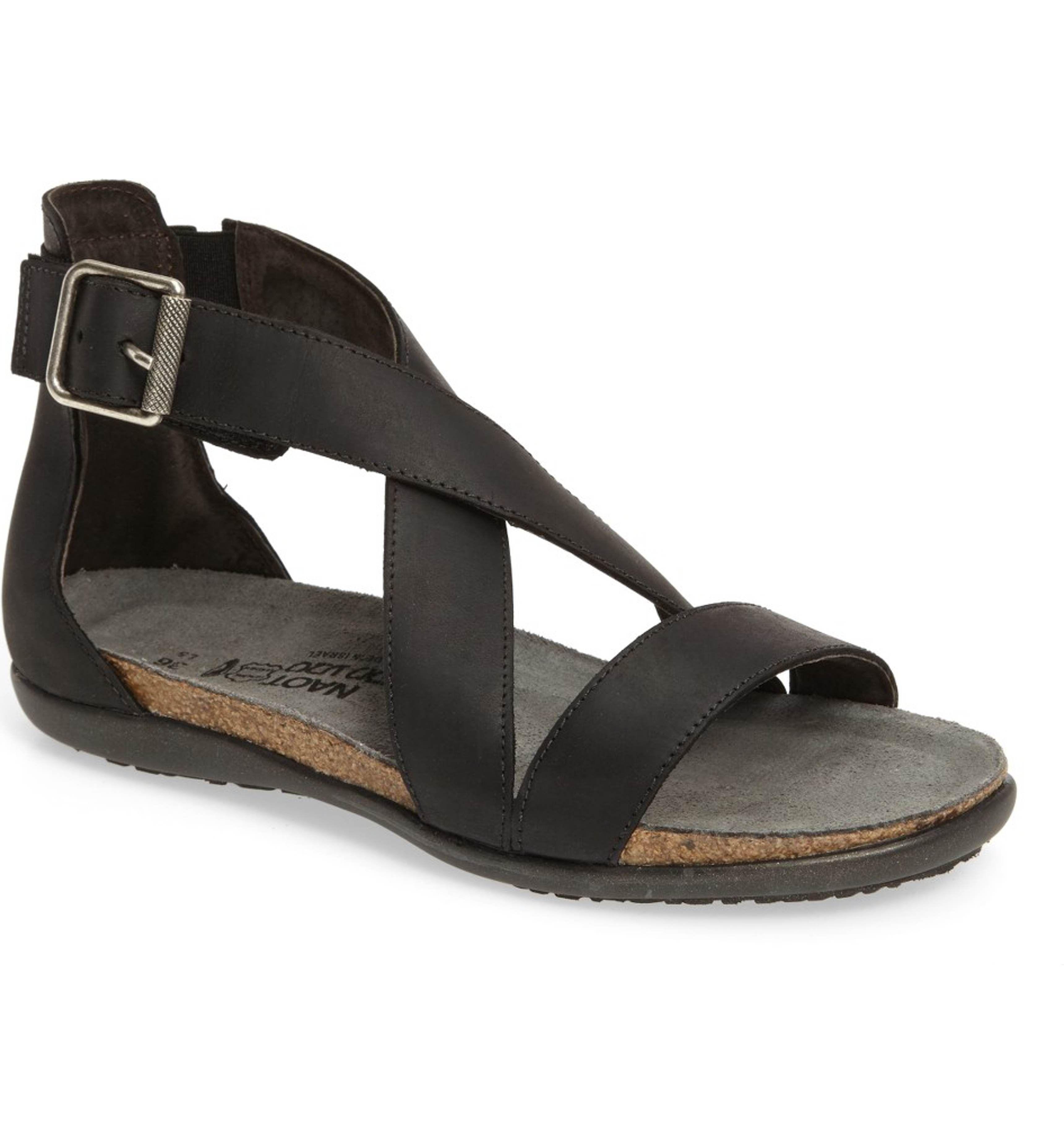 Naot Rianna Crisscross Sandal (Women