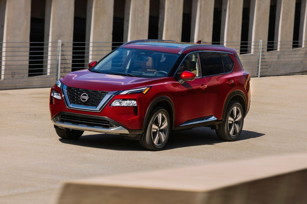 View Photos Of The 2021 Nissan Rogue Nissan Rogue New Suv Nissan