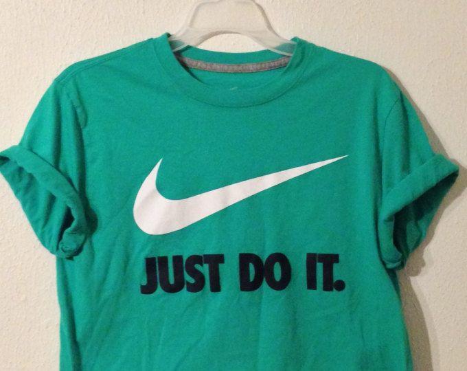 Nike Crop Top Green
