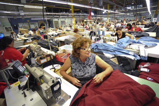 Made In Canada Our National Garment Industry Faces Huge Challenges Garment Industry Clothing Manufacturer Fair Trade Fashion