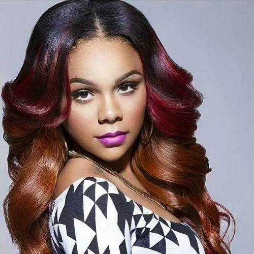 Colores de pelo para mujeres negras