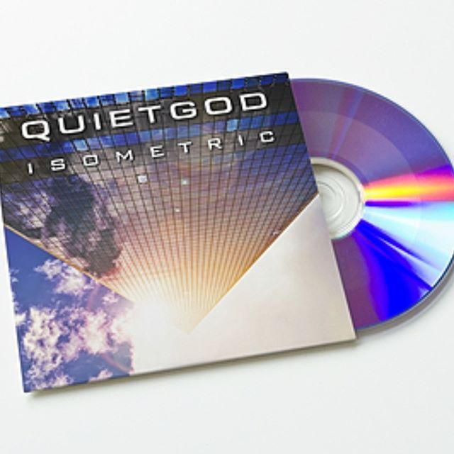 pre-order now the Isometric by Quiet God #live #concert #usa