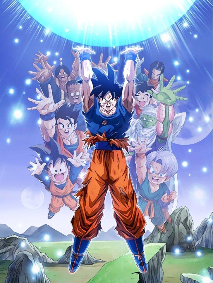 Pin De Diego Zevallos Mondragon En Dbz Gt Af Super Personajes De Dragon Ball Personajes De Goku Dragones
