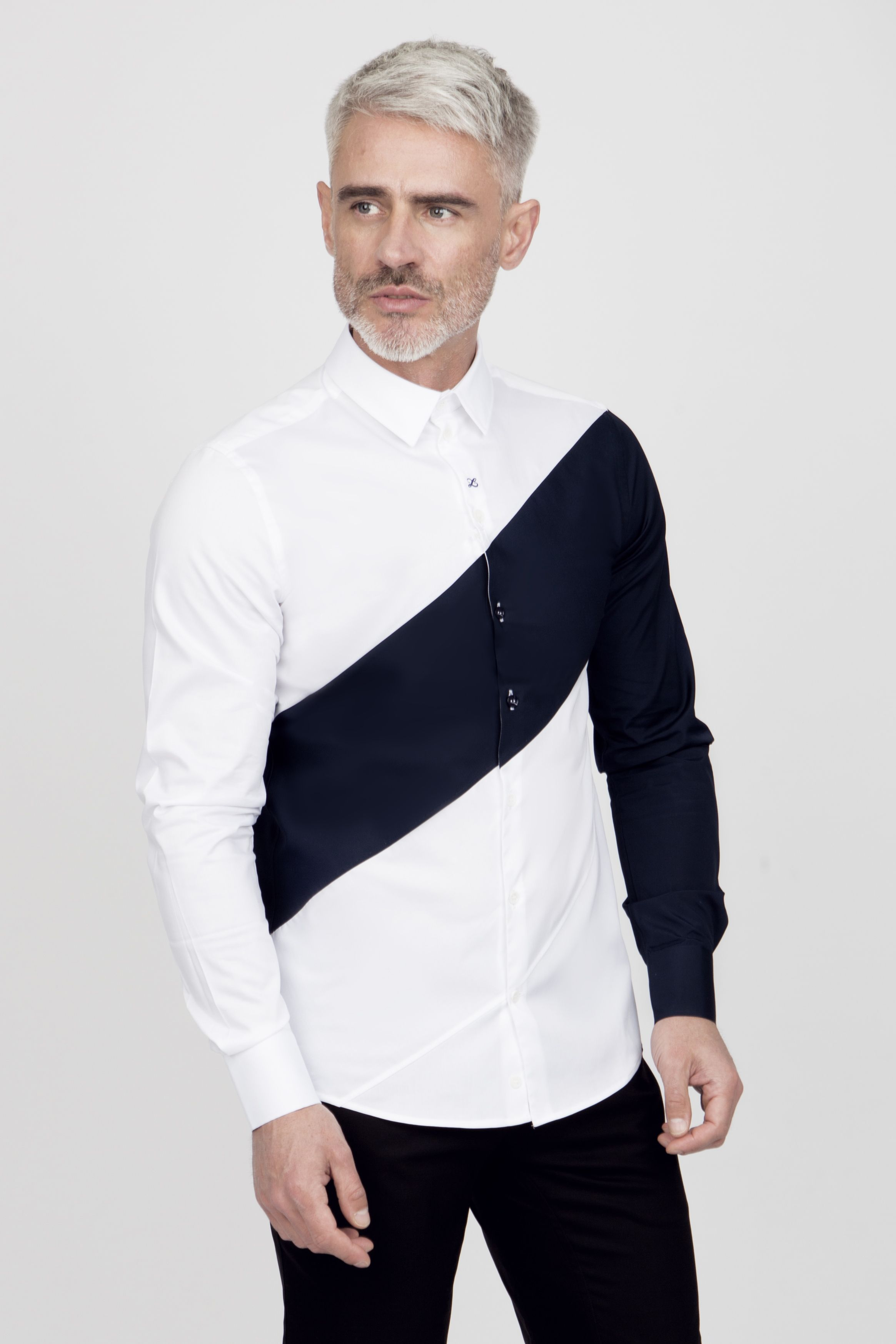 pingl par stephane p sur mode homme pinterest chemises africaines chemise et chemise homme. Black Bedroom Furniture Sets. Home Design Ideas