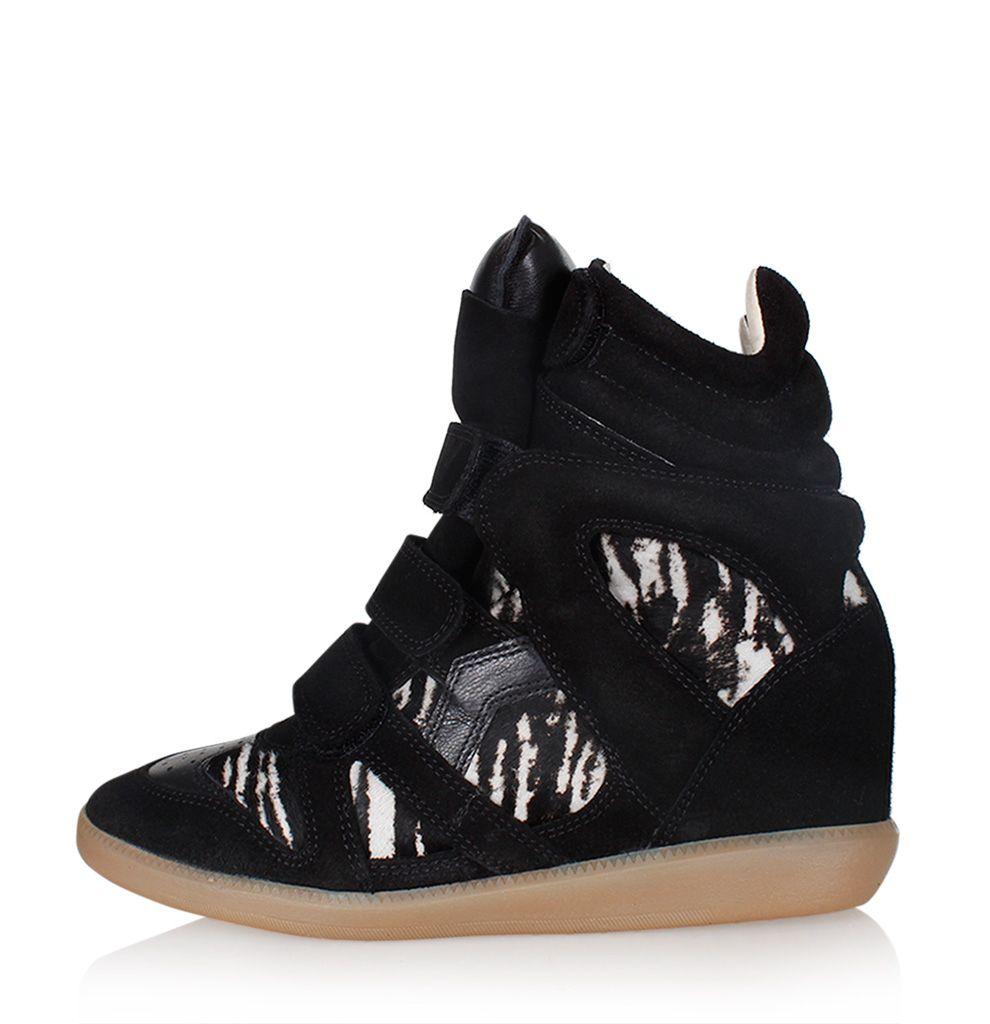 Sneakers BENETT von ISABEL MARANT -  shop at www.reyerlooks.com