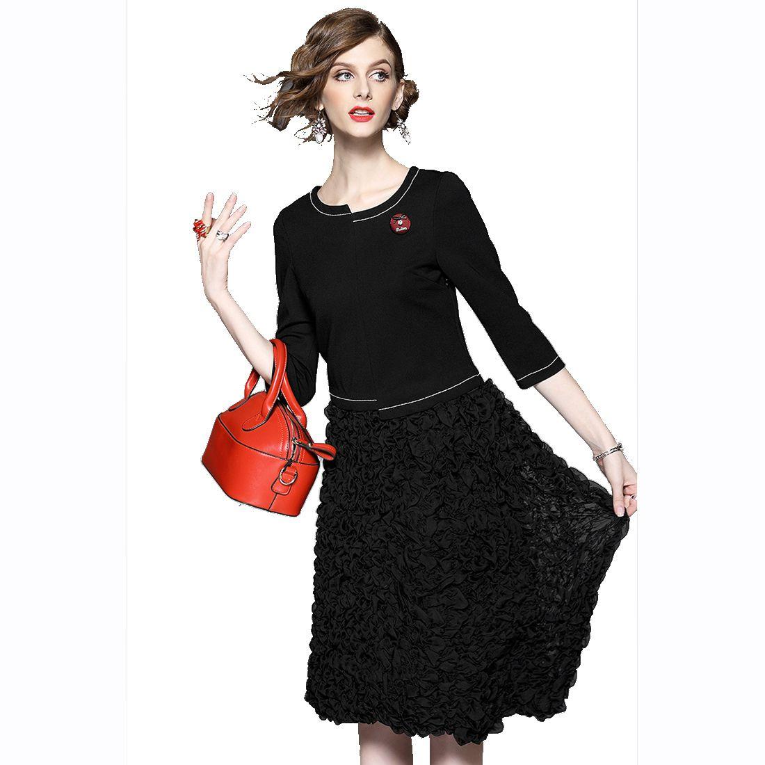 Click to buy ucuc new half sleeve prom dresses short elegant dresses