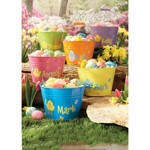 Personalized easter pail available in 6 colors personalized personalized easter pail available in 6 colors personalized gifts walmart negle Choice Image