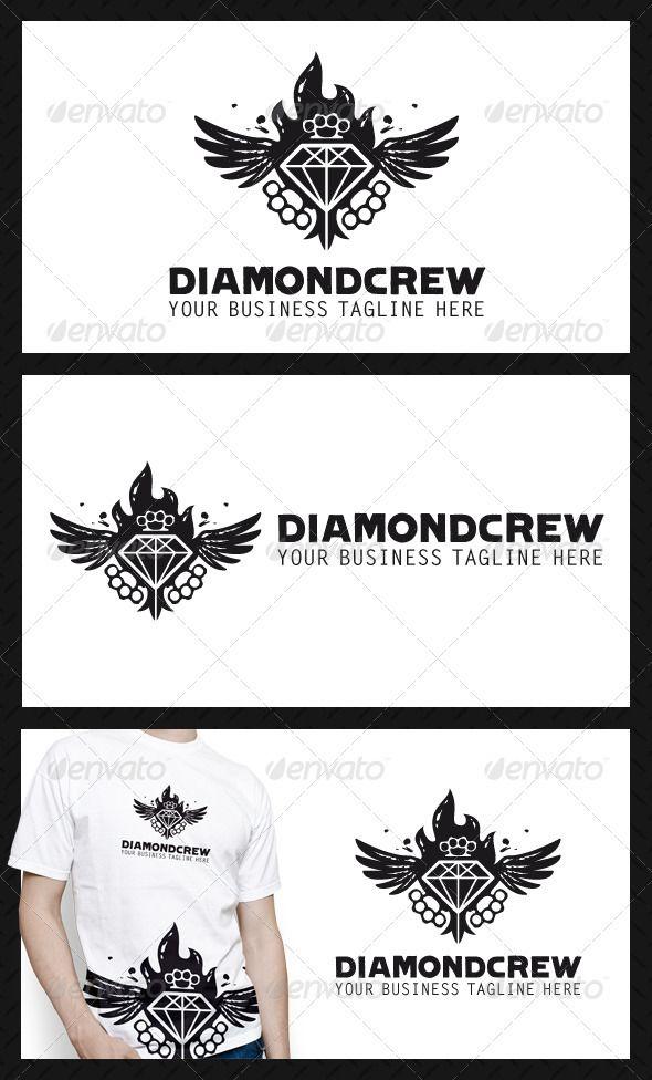 How To Change Crew Emblem : change, emblem, Diamond, Tattoo, Lettering,, Tattoo,, Metal, Wings