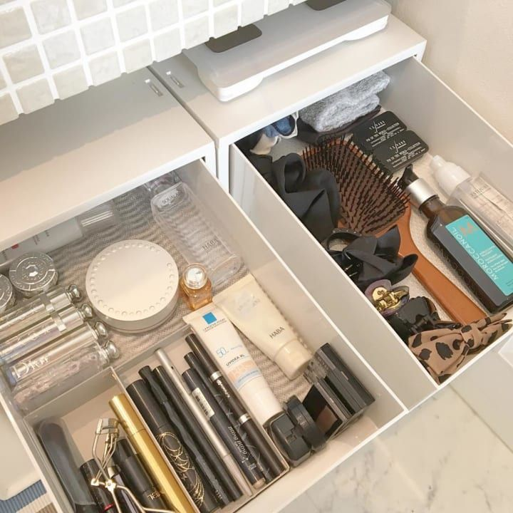 Photo of コスメ収納特集♡化粧品をきれいに片付ける便利なアイテムと実例をご紹介! | folk