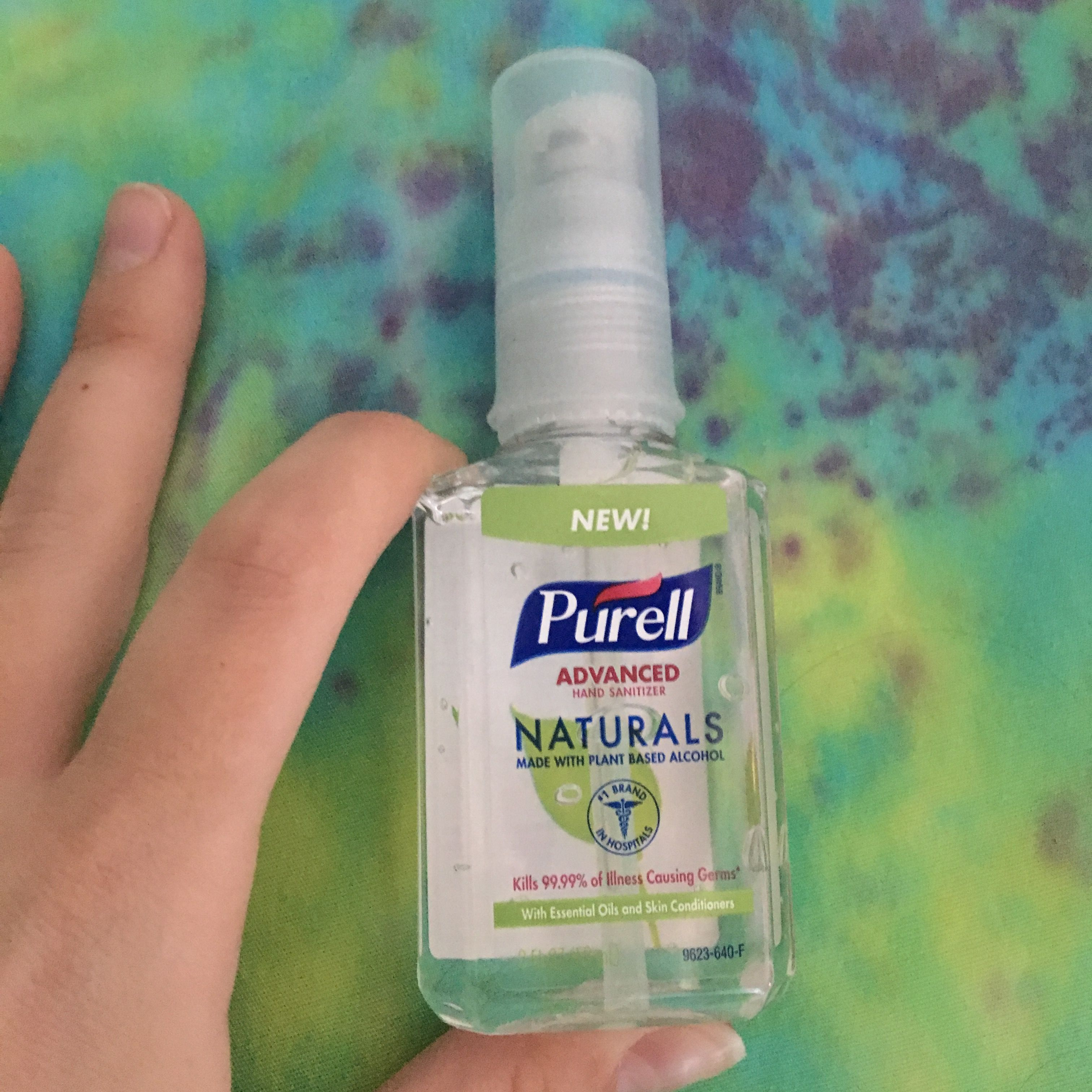 Officially My Favorite Brand Of Hand Sanitizer Funny