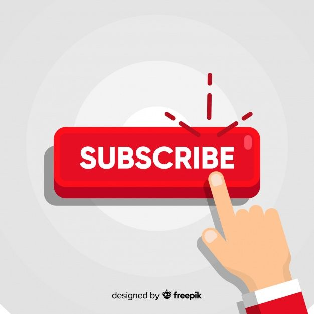 Subscribe Youtube Logo Vector Free First Youtube Video Ideas