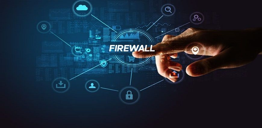 What does a firewall do? in 2020 Cyber security, Virtual