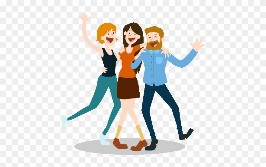 Happy People Clipart Png Happy People People Logo People Png