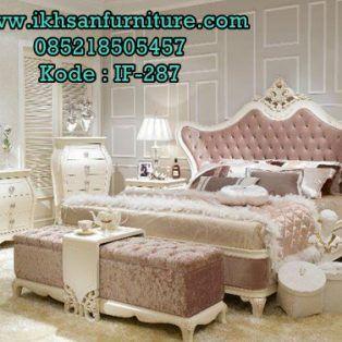 set kamar tidur klasik, model tempat tidur klasik terbaru