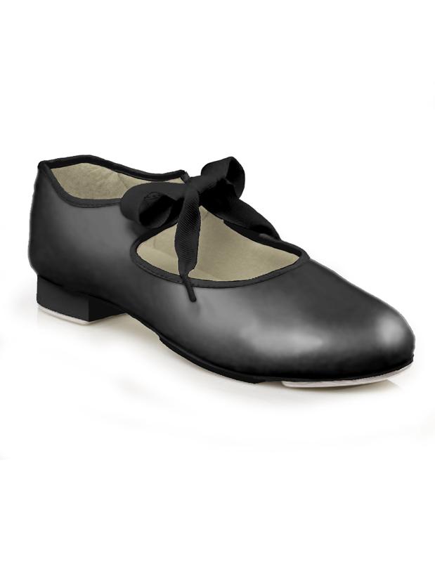 Capezio Junior Tyette 925 Tap Shoe Black